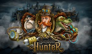 london hunter bodog
