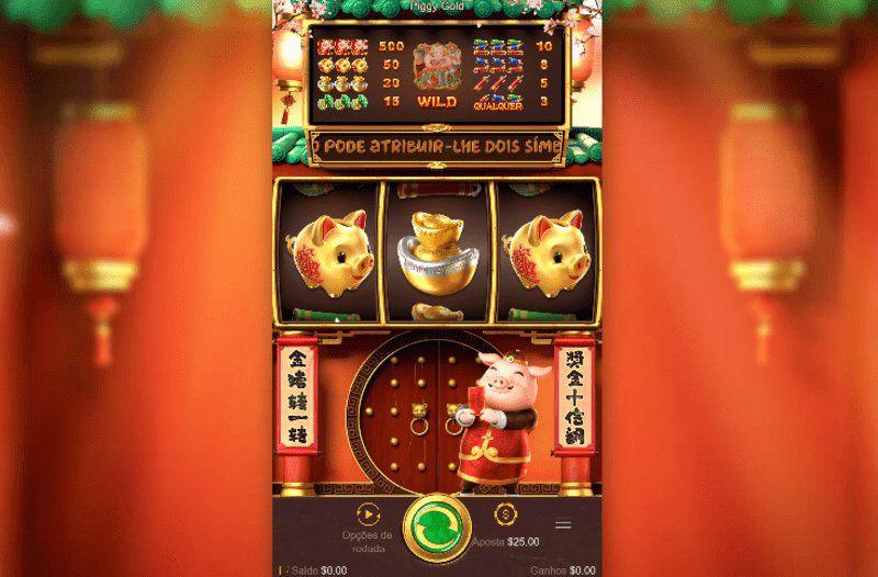 piggy gold slots casino online
