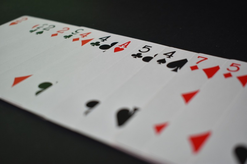 poker all cards