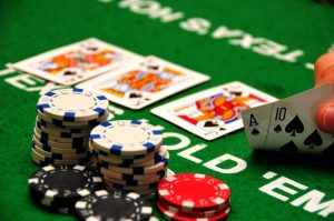 as poker hold em bodog