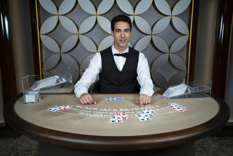 blackjack crupier bodog