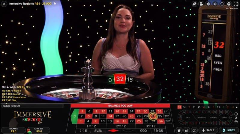 immersive roulette ganho bodog