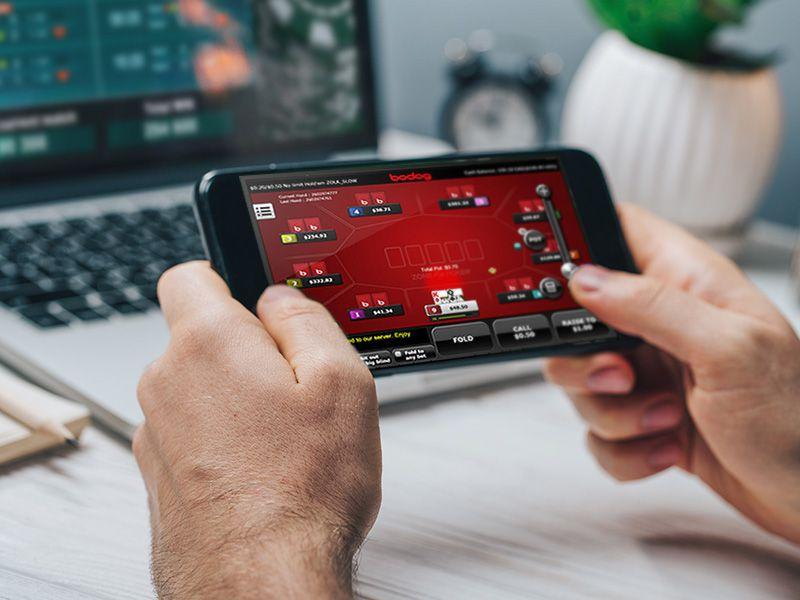 mobile poker online bodog