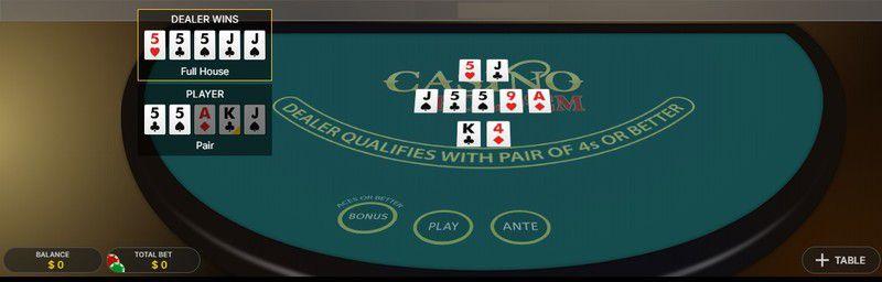 poker ao vivo bodog