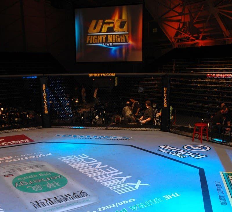 ufc fight night Brunson x Shahbazyan