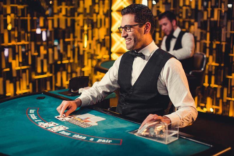 poker en casinos en vivo