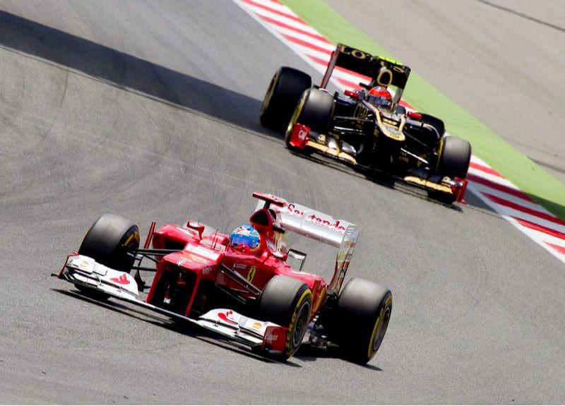 circuito barcelona Grand Prix España
