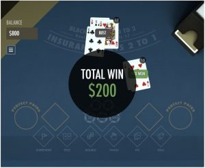 ganar al blackjack bodog