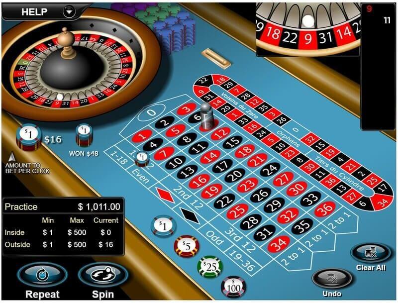 jugar ruleta virtual bodog