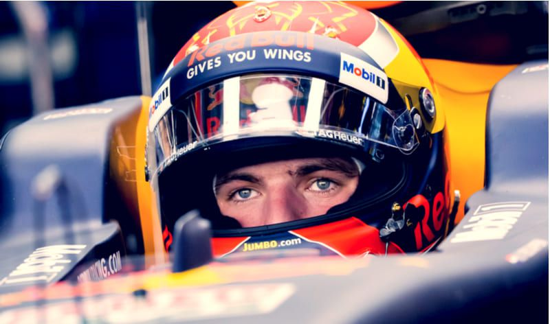 max verstappen red bull GP da Espanha