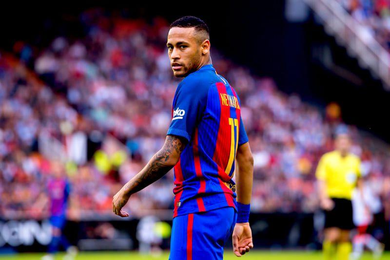 neymar barcelona bodog