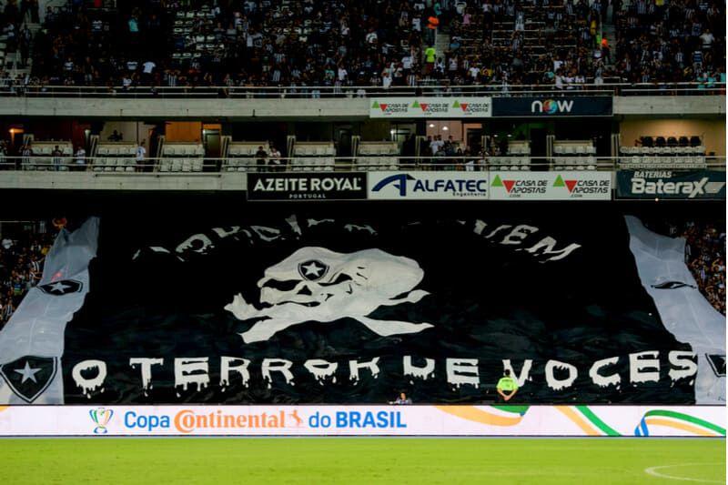 Botafogo vs Vasco brazil cup 2020