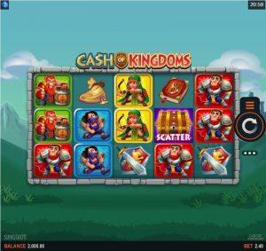 cash kingdoms slot bodog