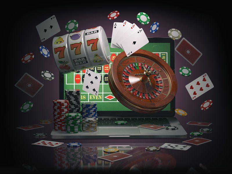 casino online vs fisico