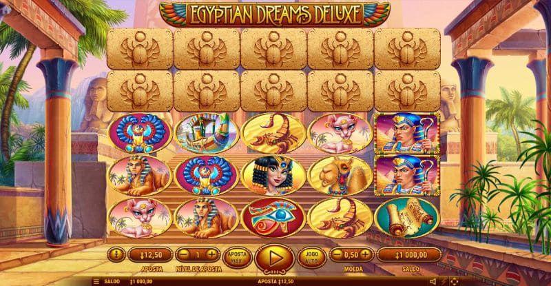 egyptian dreams simbolos