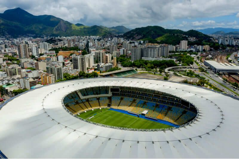 estadio maracana brazil bodog