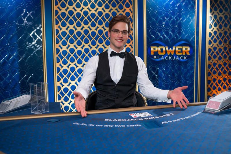 jogar power blackjack