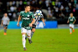 willian gomes Gremio vs Palmeiras