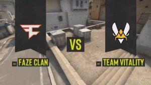 vitality vs faze clan