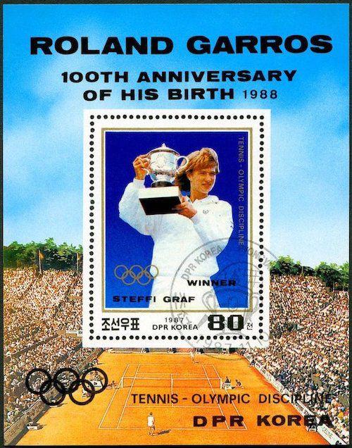 steffi graf mayores ganadores de Roland Garros