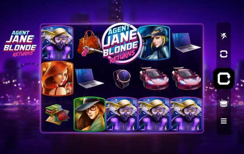 agent jane blonde simbolos