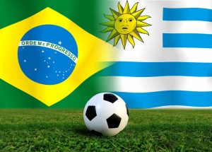 brasil vs uruguai
