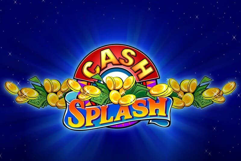 cash splash intro