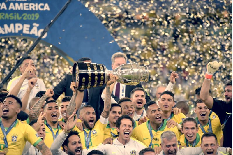 copa america brasil campeon
