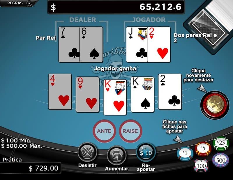 ganhar dinheiro poker