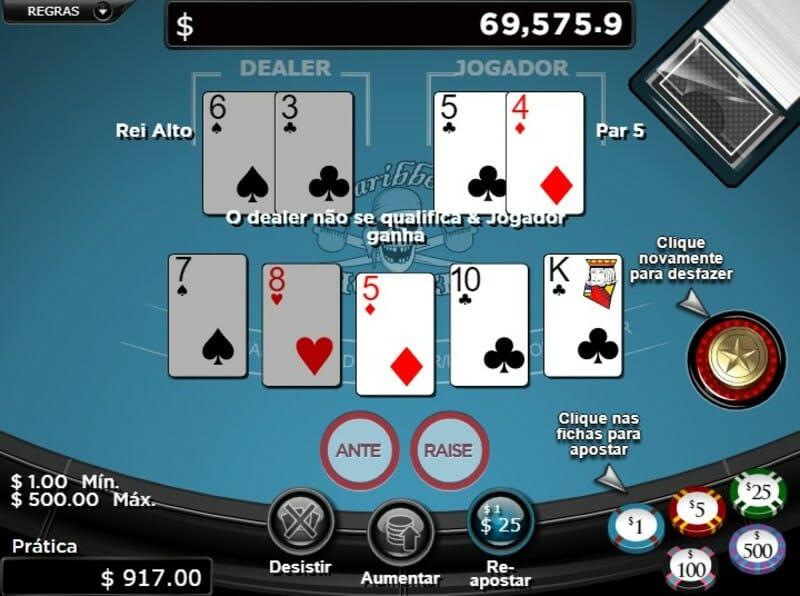 ganhar poker online