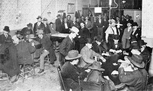 historia poker