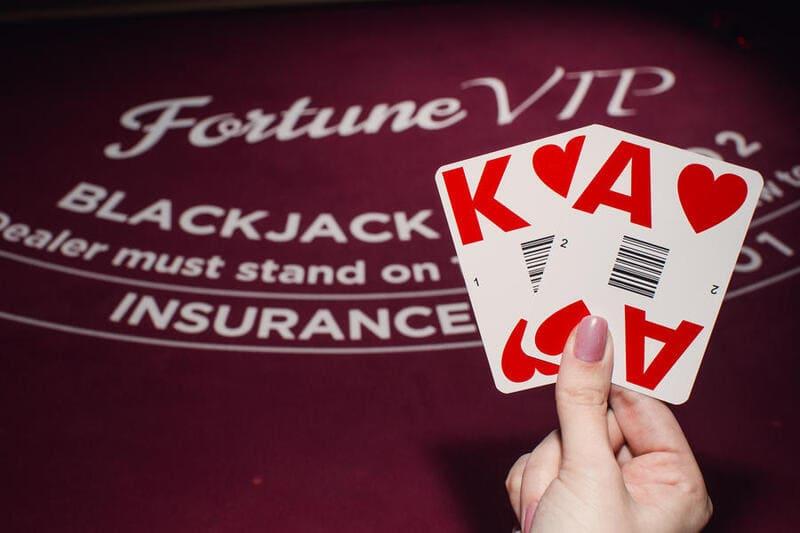 jogar blackjack