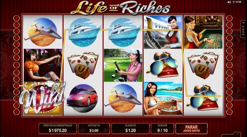 life riches wild