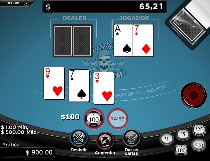 momentos poker online