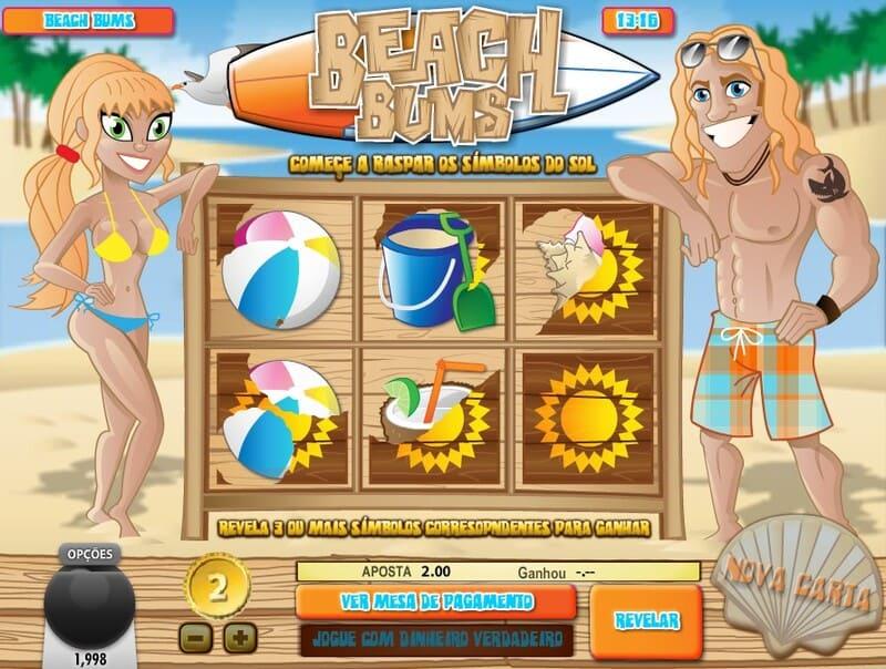 raspaditas online beach bums