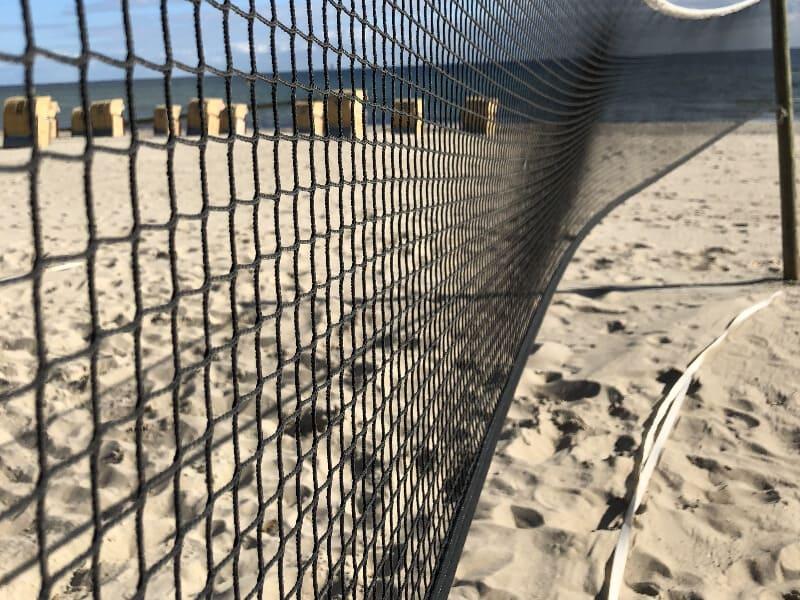 rede volei praia