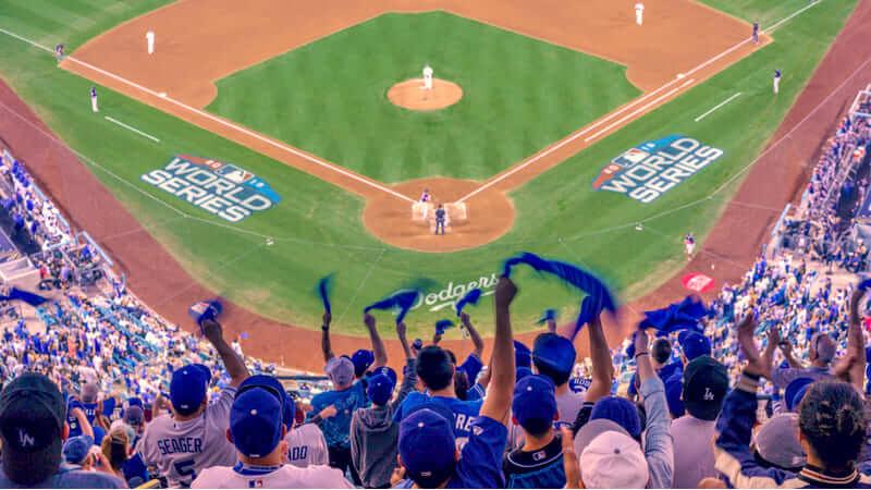 serie mundial fanaticos beisbol