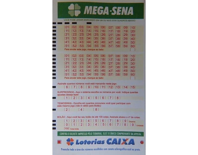 volante loterias