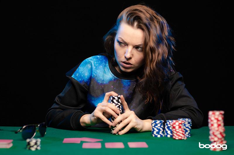 Atenção adversários poker