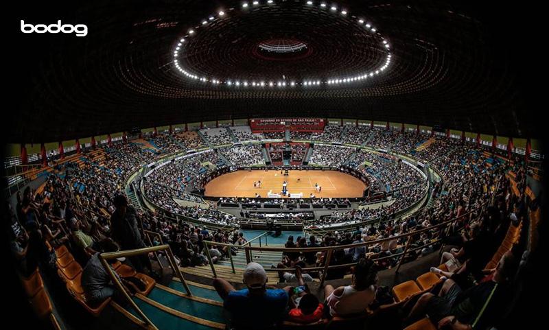 Brasil Open no Ibirapuera