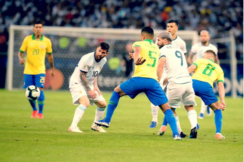 brasil argentina copa america 2019 messi