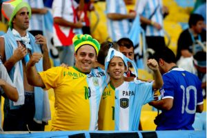 brasil argentina futebol
