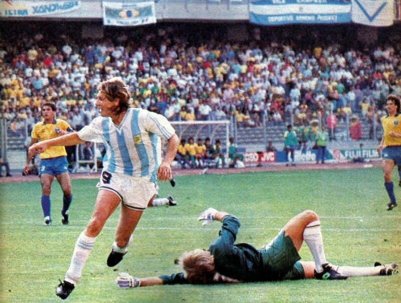 caniggia copa mundo brasil 1990