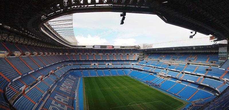 estadio real madrid Boca Juniors x River Plate
