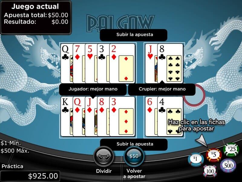 ganar pai gow poker