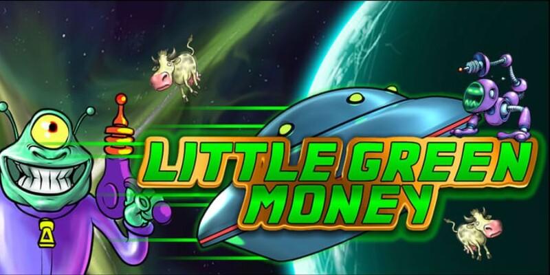 little green money slot
