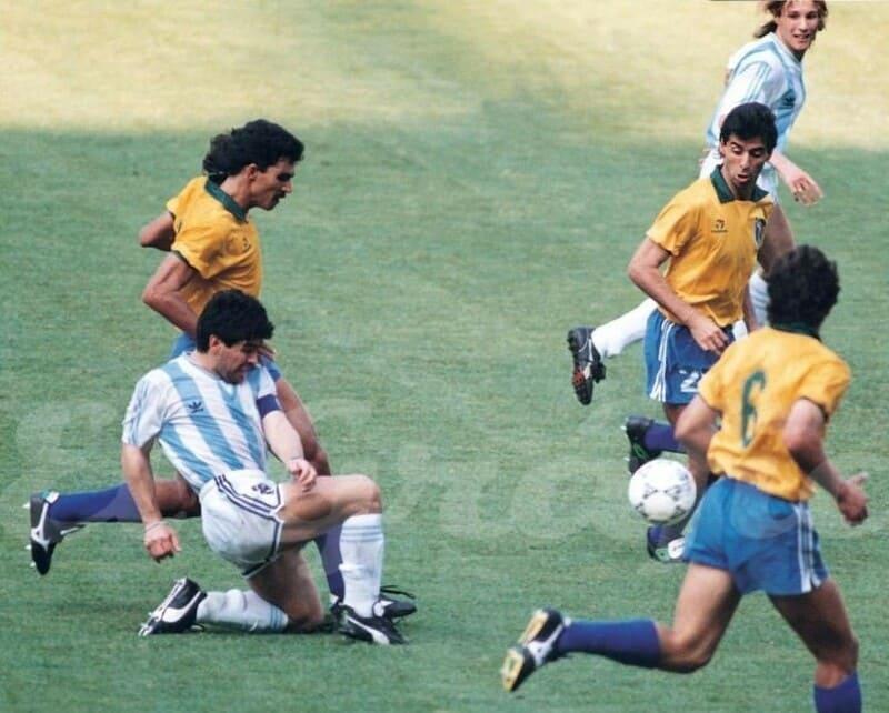 maradona copa mundo brasil 1990