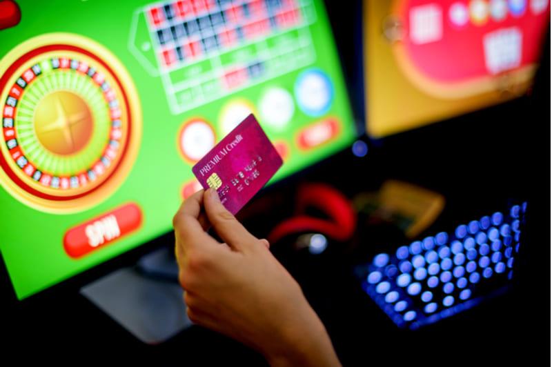 pagamentos casinos online