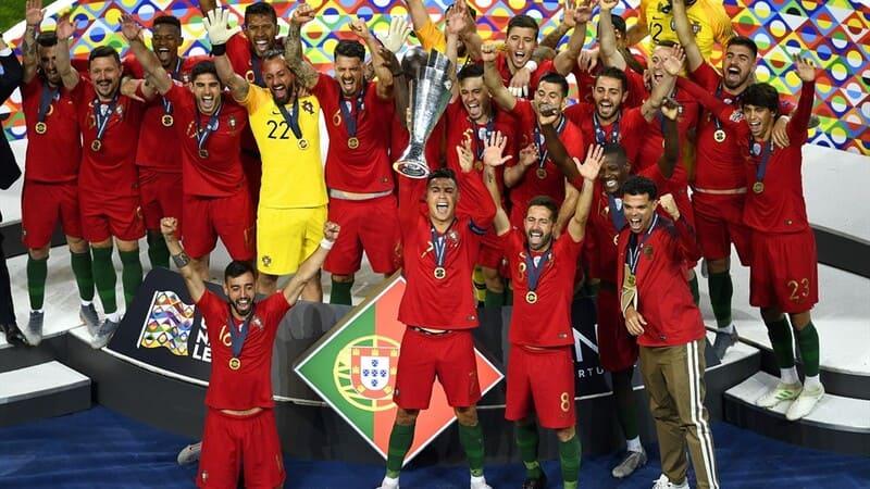 portugal holanda seleções del futbol europeo