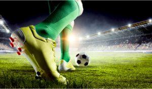 tiro livre futebol